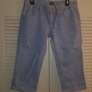Dolce & Gabbana Jeans - Women's Dolce&Gabbana Capri Jeans 28